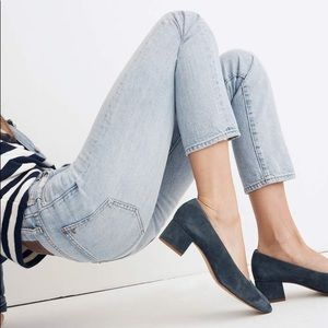 Madewell Perfect Vintage Jean in Fitzgerald Wash